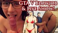 Gta iv strippers Rear-view mirror blowjob gta v sexy satyrday live show