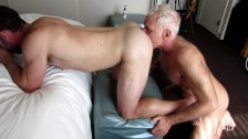 Mike Gaite & Allen Silver flip fuck Part 1