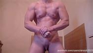 Free hairy men pcs Pec flexing, fbb posing and hot masturbation - muscle girl anouk