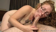 Beautiful natural redheads Natural red head ivy sucks hubby off until his cock pulsates in her mouth