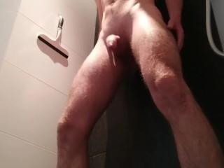 BEST HANDSFREE PROSTATE MILKING EVER, 7 minutes of cum leaking