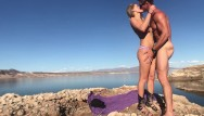 Robin meade cnn naked Fucking and sucking out at lake mead