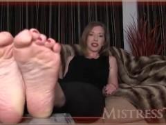 Mistress T Feet