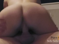 Tinder Appointment Raunchy Anal Invasion Intrusion And Jizm On Pussy