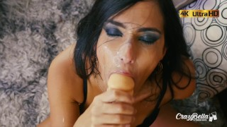 Crazybella Multiple Cumshot With Your Naughty Teacher 4k
