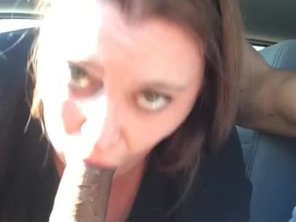BBW sucking BBC on lunch break 3