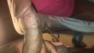 Throat fuck dvd Sucking a big mushroom head bbc - bbc blowjob/ throat fuck