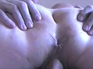 Married Couple Missy and George Vintage Sex Tape – Creampie