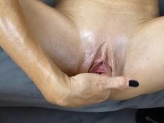 I Became So Molten Self Going Knuckle Deep Multi Burst Orgasm