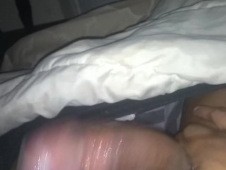 BBC solo masturbating