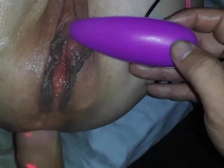 sexy petite wife squirts everywhere