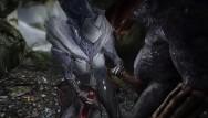 Punishing woman with rat sex Skyrim warframe saryn and rat man next