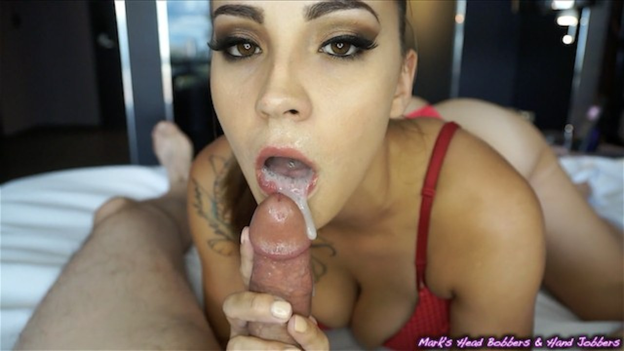 Great Blowjob Swallow Cum