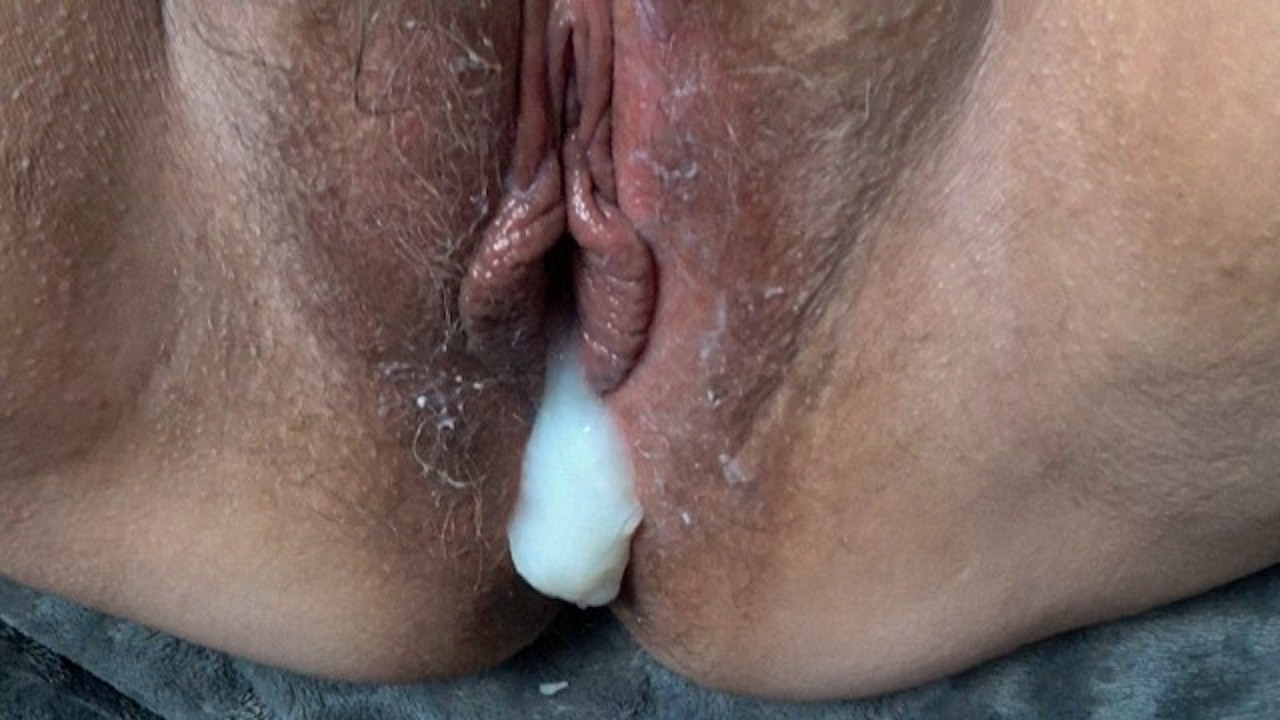 Pussy after orgasm 3