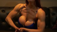 Nude brain ani gif Muscular aunt fucks your brains out