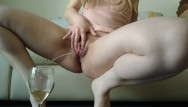 Free labia lip photo pissing Try to pee with big labia pussy open on goblet, but i do messy