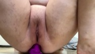Asshole dildos Tight pussy asshole riding dildo multiple dripping orgasms
