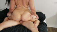 Cowgirls asses - Bbw raquel cowgirl and doggystyle
