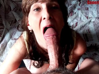 Sexy Milf Marie Blowjob Keep Sucking Compilation