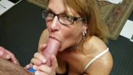 Blackj milf deepthroat Mature daizy layne loves to fill her mouth with cock and deepthroat swallow