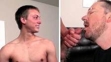 Eat My Cum - Young Cumshot Taken in Mouth & Swallowed