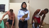 Find a black shemale lover Mia khalifa - are black dicks bigger than white dicks lets find out