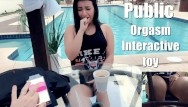 Jungle girl fuck interactive Hot public female orgasm interactive toy beautiful face agony torture girl