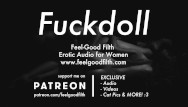 Erotic rough sex stories My fuckdoll: pussy licking, rough sex aftercare erotic audio for women