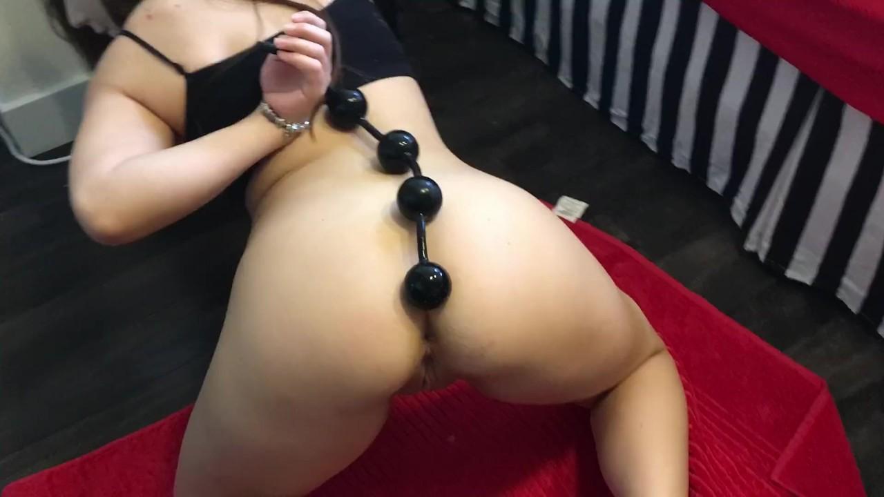 amateur wife anal beads