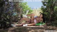 Secrets of porn movies Latina porn star apolonia fucks fat cock