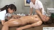 Naked models for hire Jav lesbian massage clinic new hire stark naked demonstration