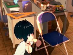 Persona 5 - Tae Takemi 3 Dimensional Hentai