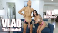 Big pussy russian Bangbros - big dick russian buries his monster cock in mia martinezs pussy