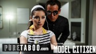 Physical characteristic of heterosexual Young housewife audited submitted to physical exam -pure taboo