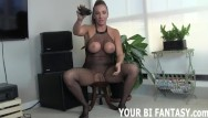Femdom cock and ball training Bisexual femdom and cock sucking training videos