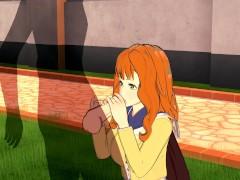 Black Clover - Mimosa Vermillion 3 Dimensional Hentai