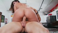 My girl friend facial sex Naughty america - alison tyler hard fucking in the chair