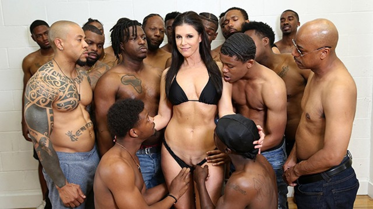 20 Guy Creampie Gangbang 18 black men gangbang india summer