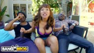 Black jack nude Bangbros - interracial big black cock threesome for thicc cougar ava devine