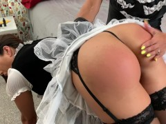 Hot Clip Love to masturbate while husband watches