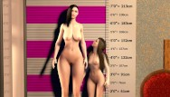 Breast vs bottle feeding of babies - Big boob lesbian giantess breast expansion - tall vs small comparison