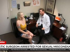 Fck News - Plastic Surgeon Arrested For Sexual Misconduct