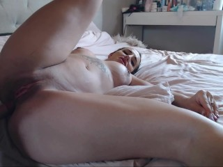 Jess' Ass So Tight Makes Mike Cum So Fast!