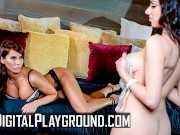 Digital Playground - Madison Ivy Darcie Dolce - face & ass licking