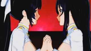 Azur Lane - Atago and Takao 3D Hentai Threesome