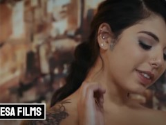Bellesa Films - Supah Ultra-cute Alt Breezy Gina Valentina Gets Fucked