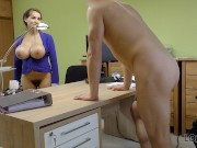 loan4k. remarkable sexy bitch passes horny casting in loan hot office