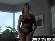 Cum Eating Fetish And CEI Femdom Videos