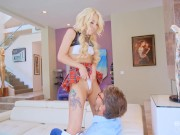BANG Surprise - Hot Blonde Kenzie Takes Dick In Her Ass