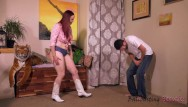 Ballbusting pornstars free Ballbusting in boots